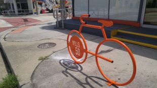 Share your thoughts on bike/PED safety in Mills 50 & Milk District
