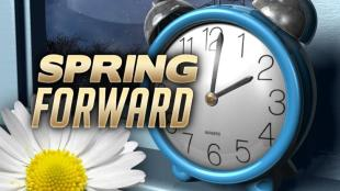 Springing forward – stay alert for those biking and walking