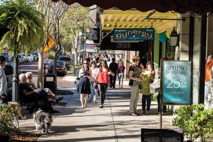 Walkable communities: Turning today's vision into reality
