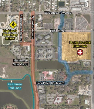 City of Kissimmee looks to boost mobility on Central Ave.