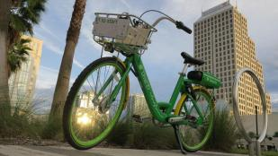 Dockless bike sharing enters Orlando