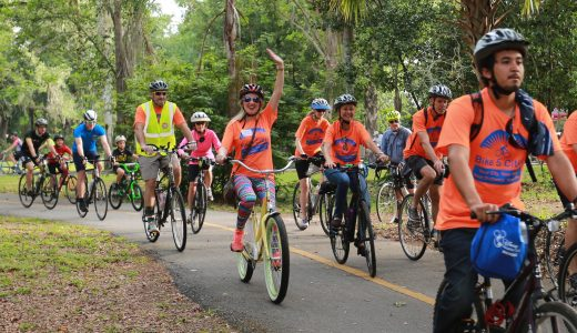 Bike 5 Cities Grows into a Permanent Route for Safe Cycling