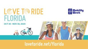 Help Make Bicycling Better in Florida – Just by (Logging Your) Bicycling