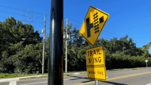 Audit Team Takes Ride Along Seminole Wekiva Trail and Provides Feedback