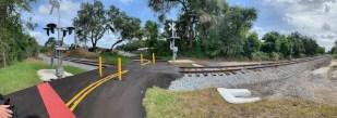 Big Tree Park to Black Hammock Trailhead Along the Cross Seminole Trail