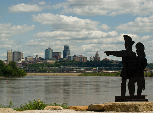 Kaw-Point-Kansas-City via Westport Historical Society
