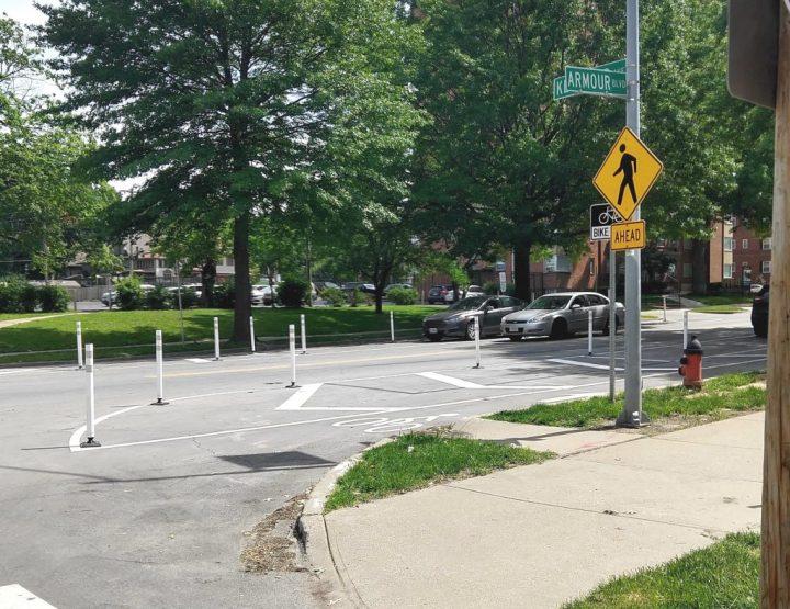 Armour Boulevard at Kenwood