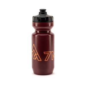 7Mesh Emblem water bottle Pomegranate 22oz