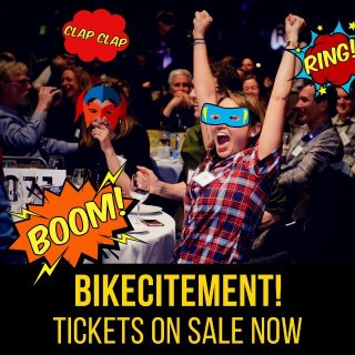 Bikecitement tickets on sale for the seattle center annual fundraising dinner
