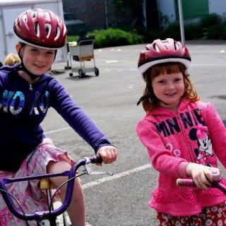 Free bikes for kids and school age youth in Seattle, Central District, and the International District
