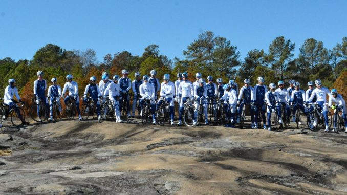 Team Novo Nordisk Pro and Devo Team