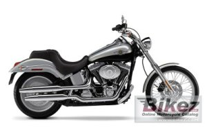 2003 HarleyDavidson FXSTDI Softail Deuce specifications