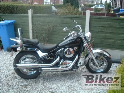 1996 Kawasaki Vn 800 Specifications And