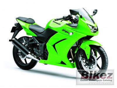 Kawasaki Ninja 250r Bike Specification Hobbiesxstyle