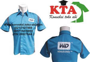 kemeja WD absolutely