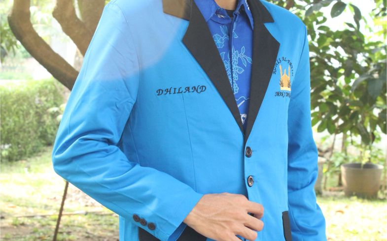 jaket model almamater