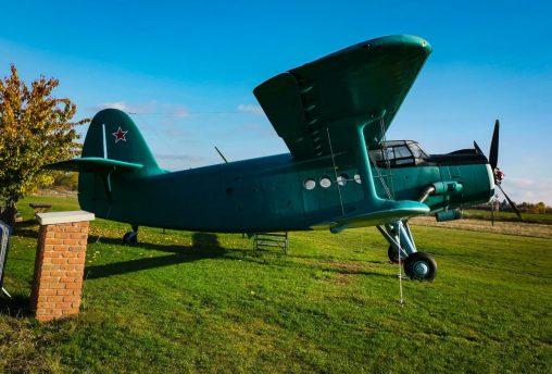 Historical plane