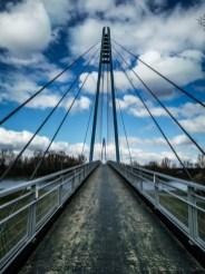 Bridge at Čelákovice