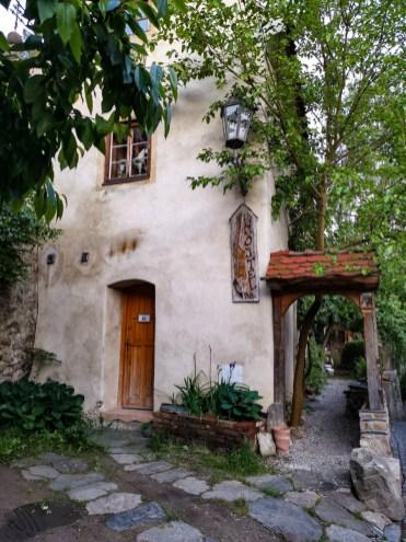 Krumlov House hostel