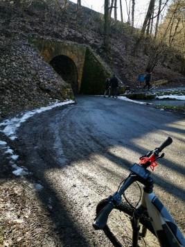 Borek underpass
