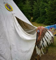 Indians on the glade