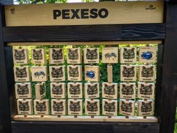 Field Pexeso