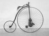 High-wheeled bicycle