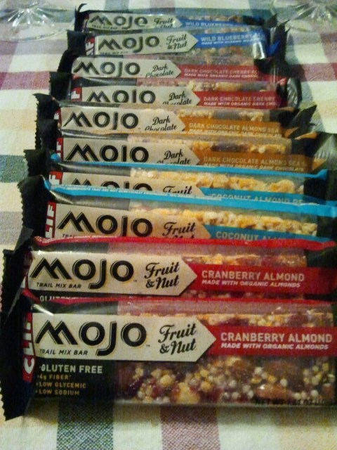 Mojo-bars