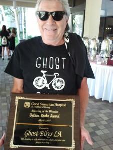 Golden-Spoke-Award