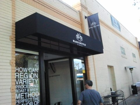 Black Bicycle Cafe