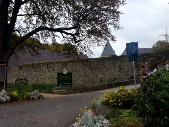Die Wasserburg Kemnade oder auch Haus Kemnade genannt