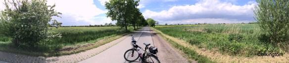 Am Ilmenau-Radweg