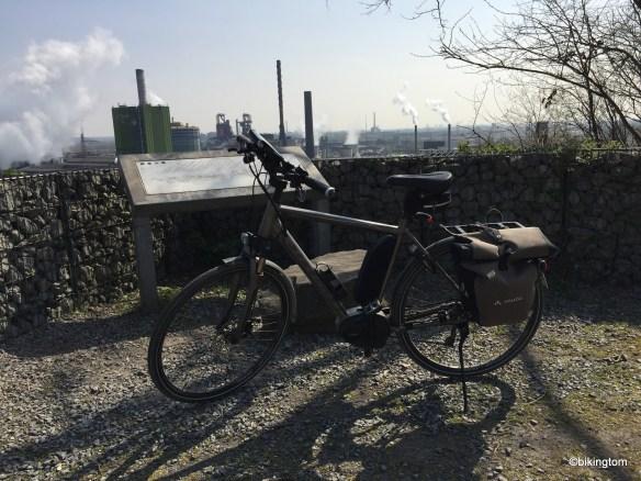 Gerüche über Duisburg