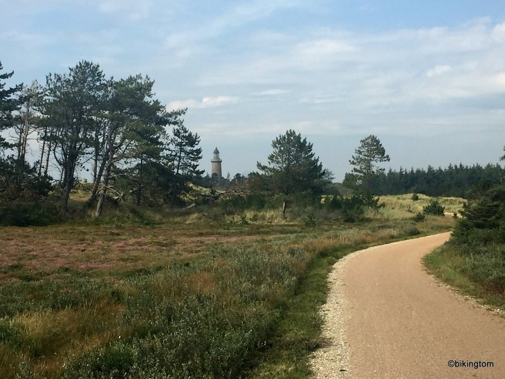 bikingtom nordseeküstenradweg nationalpark thy dänemark