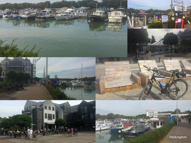 Fahrradtour bikingtom Marina Rünthe Datteln Hamm Kanal