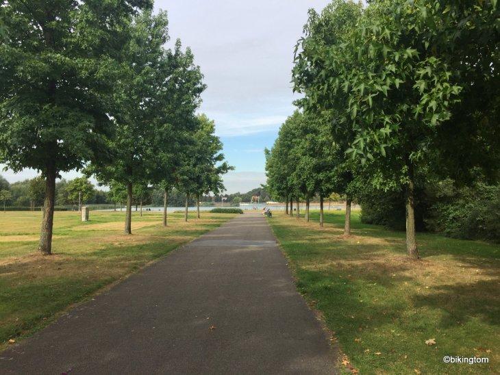 Fahrradtour bikingtom Seepark Horstmar