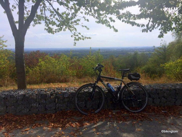 Fahrradtour bikingtom Großes Holz Adener Höhe