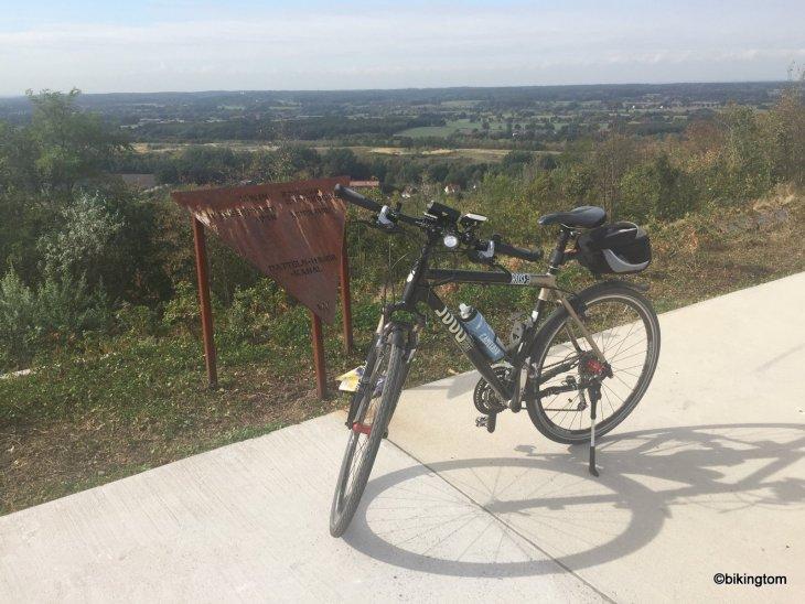 Fahrradtour bikingtom Adener Höhe Großes Holz Bergkamen