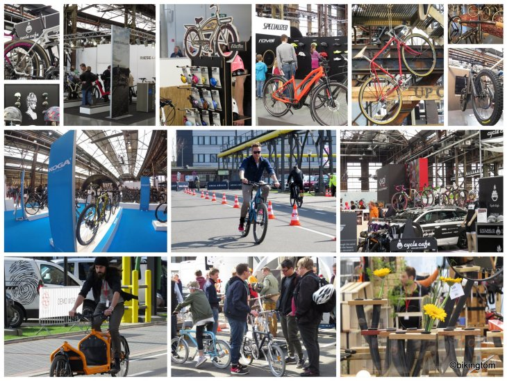Cyclingworld,Fahrrad,Messe,Düsseldorf,bikingtom