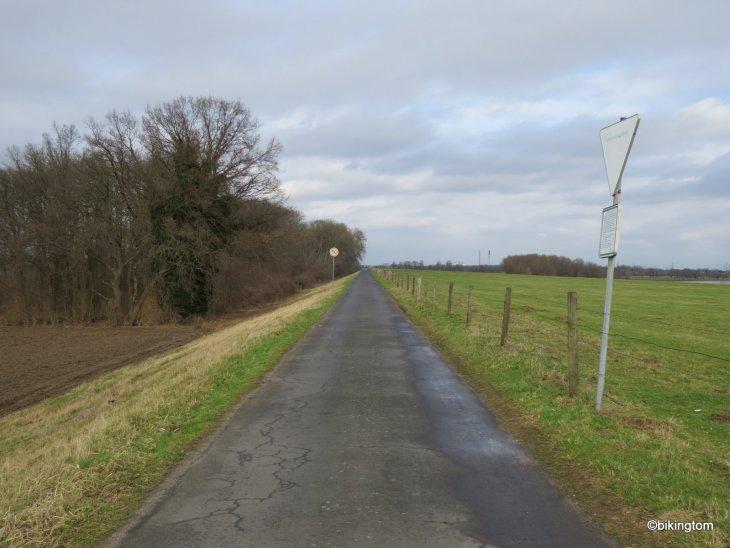Fahrradtour, bikingtom, Niederrhein