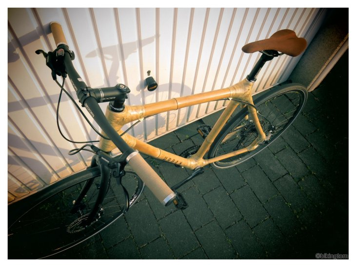 URBAM Bike,Commuter,Bambus,Test,bikingtom