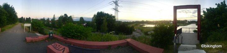 bikingtom,Radschnellweg,RS1,Radfahren,Ruhrgebiet,Niederfeldsee