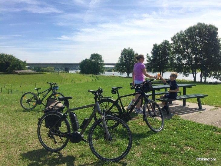 Radtour,Maasduinen,Niederlande,Weeze,Familie,bikingtom
