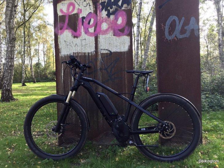 Test ebike, s-pedelec,heisenberg,fahrrad,bikingtom