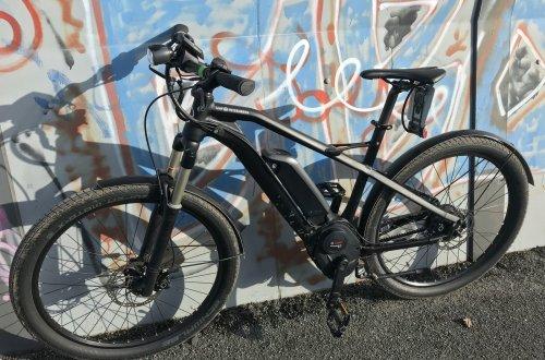 Test ebike, s-pedelec,hnf heisenberg,fahrrad,bikingtom