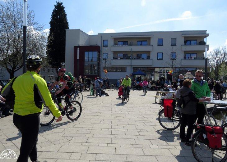 Radmosphäre,Radschnellweg RS1, Stadt Essen,bikingtom
