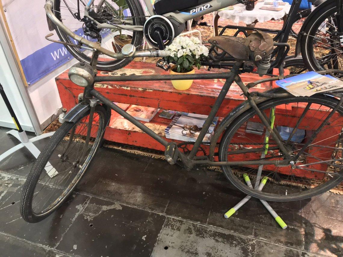 Messe Fahrrad Essen, bikingtom