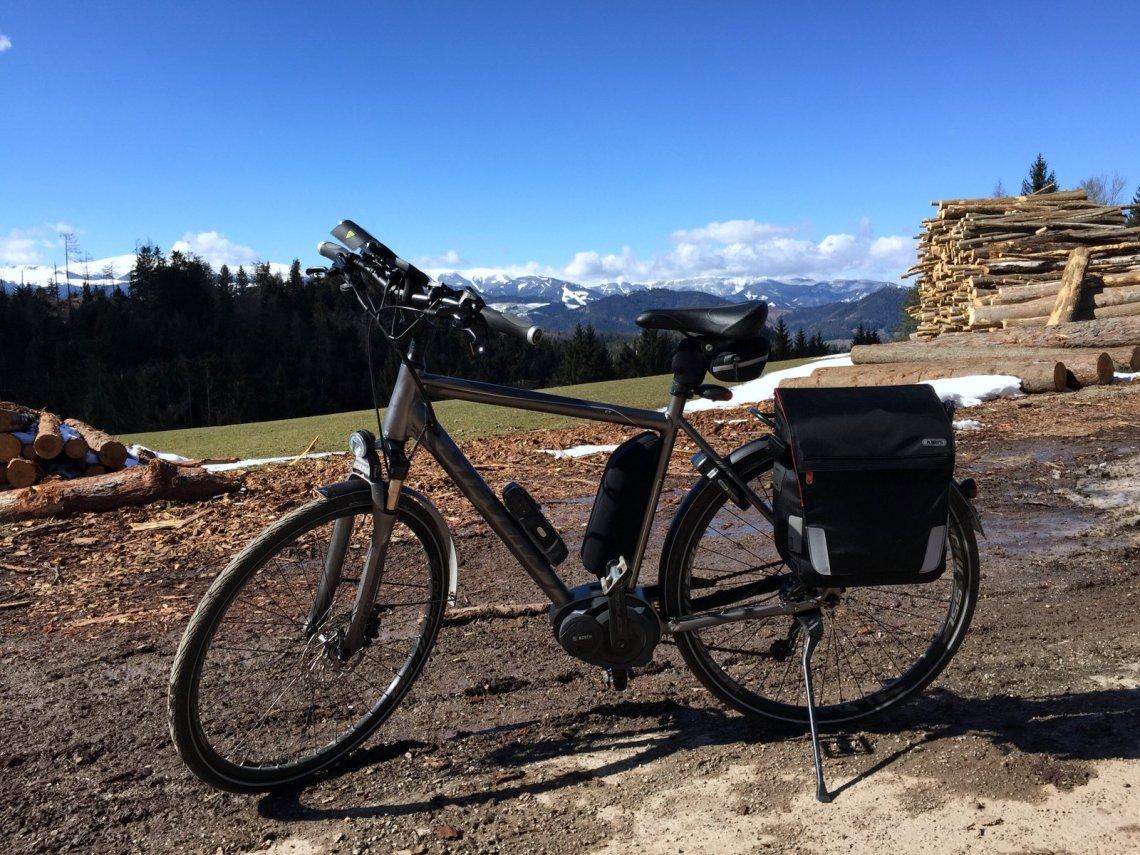 Österreich,bikingtom,Fahrradtour