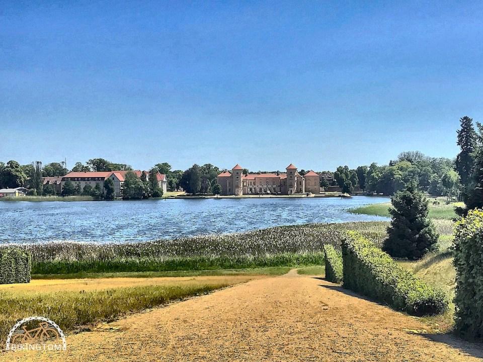 Uckermark,Brandenburg,Fahrrad,Radfahren,Schloss Rheinsberg