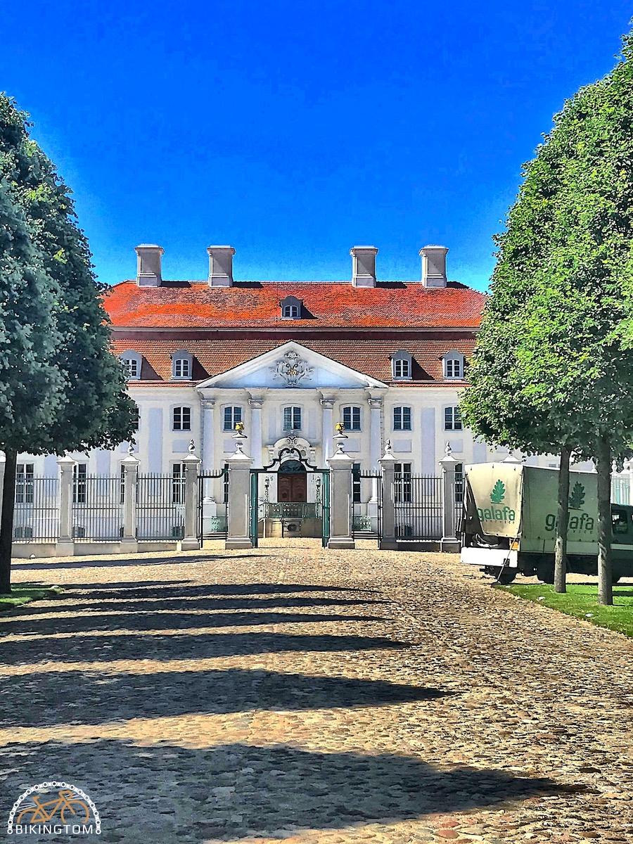 Uckermark,Brandenburg,Fahrrad,Radfahren,Schloss Meseberg